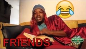 Video: Naija Comedy - Friend